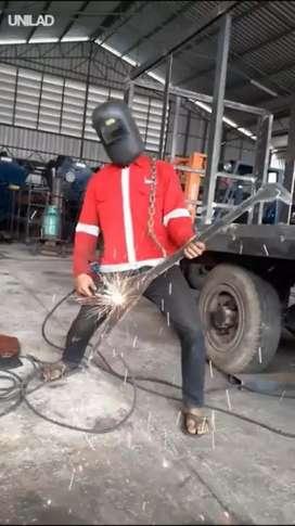 Lowongan tukang las listrik