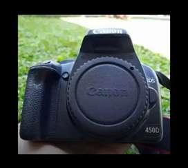 Kamera Canon 450D