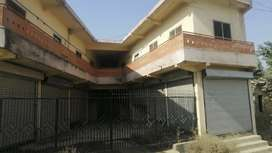 9 shops 5 rooms for sale