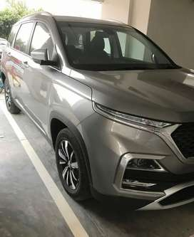 MG Hector 2019 Petrol Well Maintained