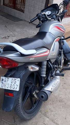 TVS Star City Plus 26000 Kms 2016 year