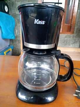 Coffe maker merk Kris 1,5 ltr