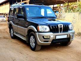 Mahindra Scorpio VLX 2WD Airbag Special Edition BS-IV, 2011, Diesel