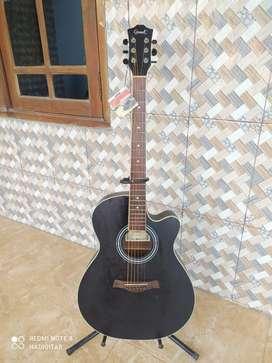 Gitar akustik Grande original Gwc-40MBKEQ