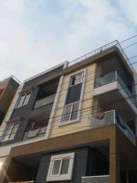 A 3 bhk flat, jda approved nirman nagar