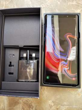 Samsung Note 9 512gb 8gb Ram , 4000 Mah battery , Clear LCD With BOX