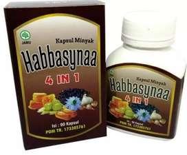Kapsul HABBASYNAA Minyak Habbatusauda