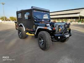 Modified open Jeeps Willy's Jeeps Hunter jeeps Gypsy Thar Modified AC