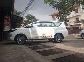 modifikasih Innova reborn use akita jd380 hsr r18x75 h5x114,3