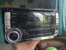 tape/headunit kenwood dpx-mp5110u
