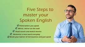 Spoken English classes at Bhairav Nagar