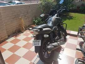 Apache RTR 160 in very good Condition. Chandigarh registered