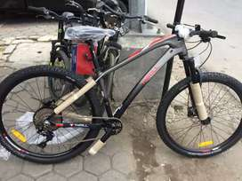 Sepeda gunung dan sepeda lipat