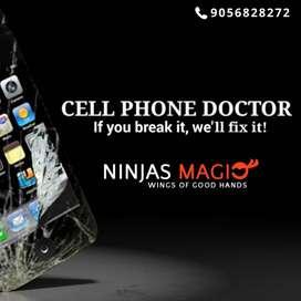 Mobile Repair Doctor in Chandigarh, Mobile repair services