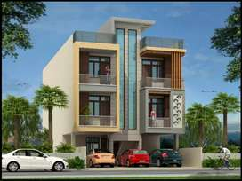 3 bhk luxury Flat with covered car parking space at Mansarovar, Jaipur