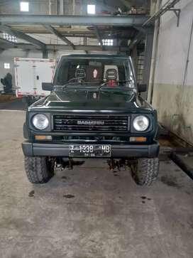 Jual taft GT 4x4 Diesel 1990.