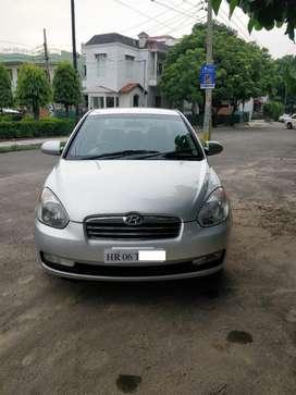 Hyundai Verna, 2009, Diesel
