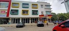 Dijual Ruko Lokasi Strategis Depan Apartemen