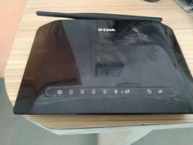D link WIFI Router