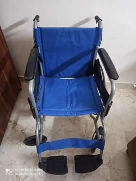 All new condition wheel chair