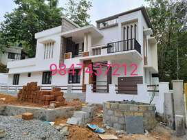 Chelavoor 3 bhk new facy house