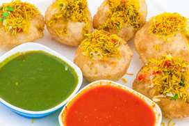 Experienced Chaat Master required