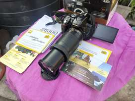 Nikon d5300 full new condition