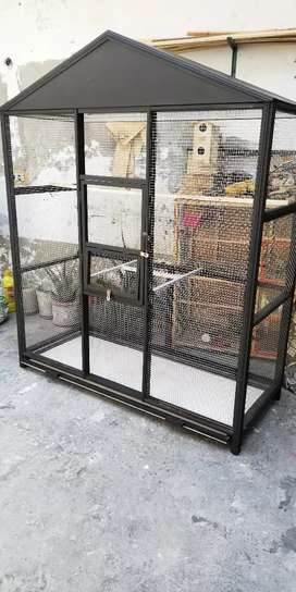 Cage / Pinjra / Luxury Wooden Cage