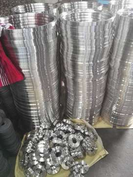 SS Flanges and SS fittings