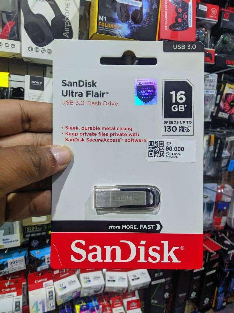 Flashdisk Sandisk Ultra Flair USB 3.0 CZ73 16GB