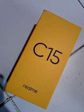 Realme c15 Ram 3/64gb