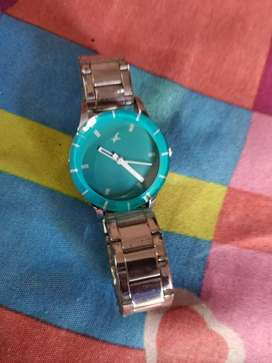 Fastrack brand new unused watch