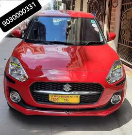Rent New Swift VXI 2021 for Rent only