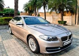 BMW 5 Series 520d, 2016, Diesel