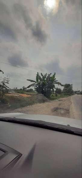 Jual Tanah pinggir jalan lingkar selatan