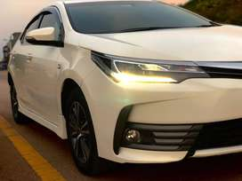 Cleanest Toyota Corolla Altis Grande of twin cities