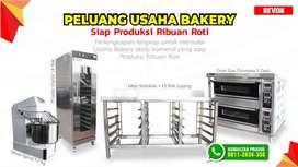 Paket Alat Usaha Bisnis Bakery Roti Manis Rumahan Premium Probolinggo