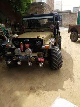 Gora Jeep modify company Mandi Dabwali