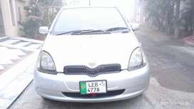 Toyota vita 2000 model 2011 register home use car neat and clean car