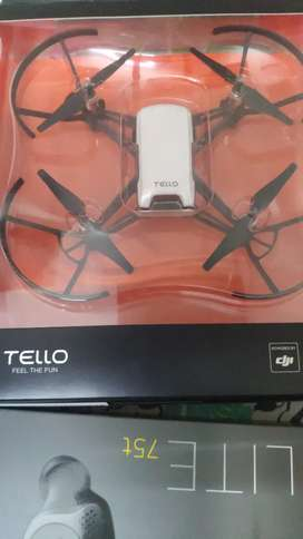 Dji tello drone, 10/10. Used once just to check