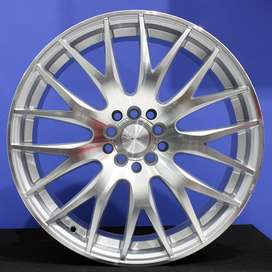 Velg Mobil Celica FT68 Civic New dll Ring 18 HSR H5X100-114,3 SMF