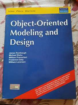 Object - Oriented Modeling and Design