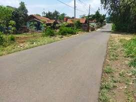 Area Ciparay Bandung Selatan: Kapling SHM Tepi Jalur Angkot 100 Jutaan