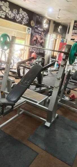 Gym setup for sale