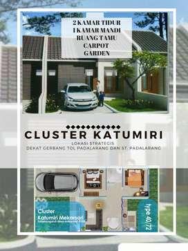 Rumah Minimalis Type 40/72 Hot Promo Di Cluster Katumiri Strategis
