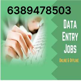 Office assistant and data entry operation