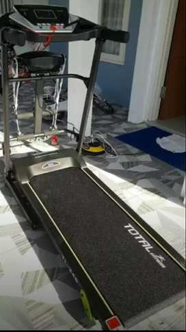 Gresik sale new treadmill elektrik tl 246 3 fungsi  hidroik