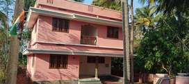 Mannuthy vellanikara house for sale