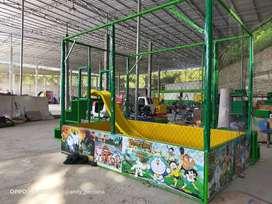 perosotan odong playground 3000 bola wrana warni diskon