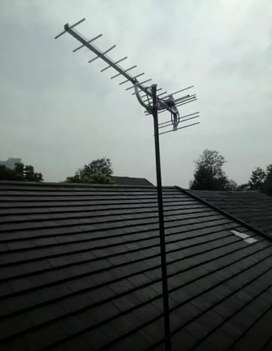 Specialist pemasangan sinyal antena tv terpercaya